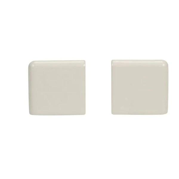 american olean starting line biscuit gloss ceramic bullnose tile 2 in in stock hardwarestore delivery