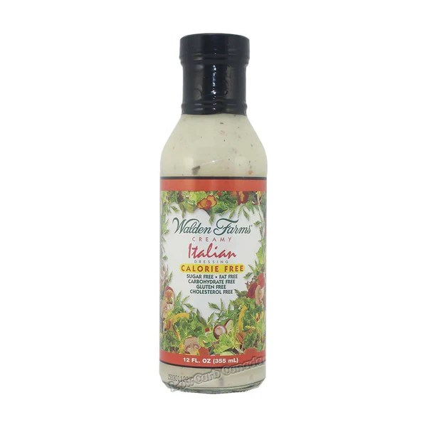 Walden Farms Dressing Creamy Italian Low Carb Canada