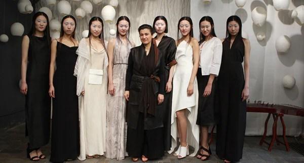 Kathrin von Rechenber Tea Silk Fabric