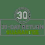 30 Day Return Guarantee
