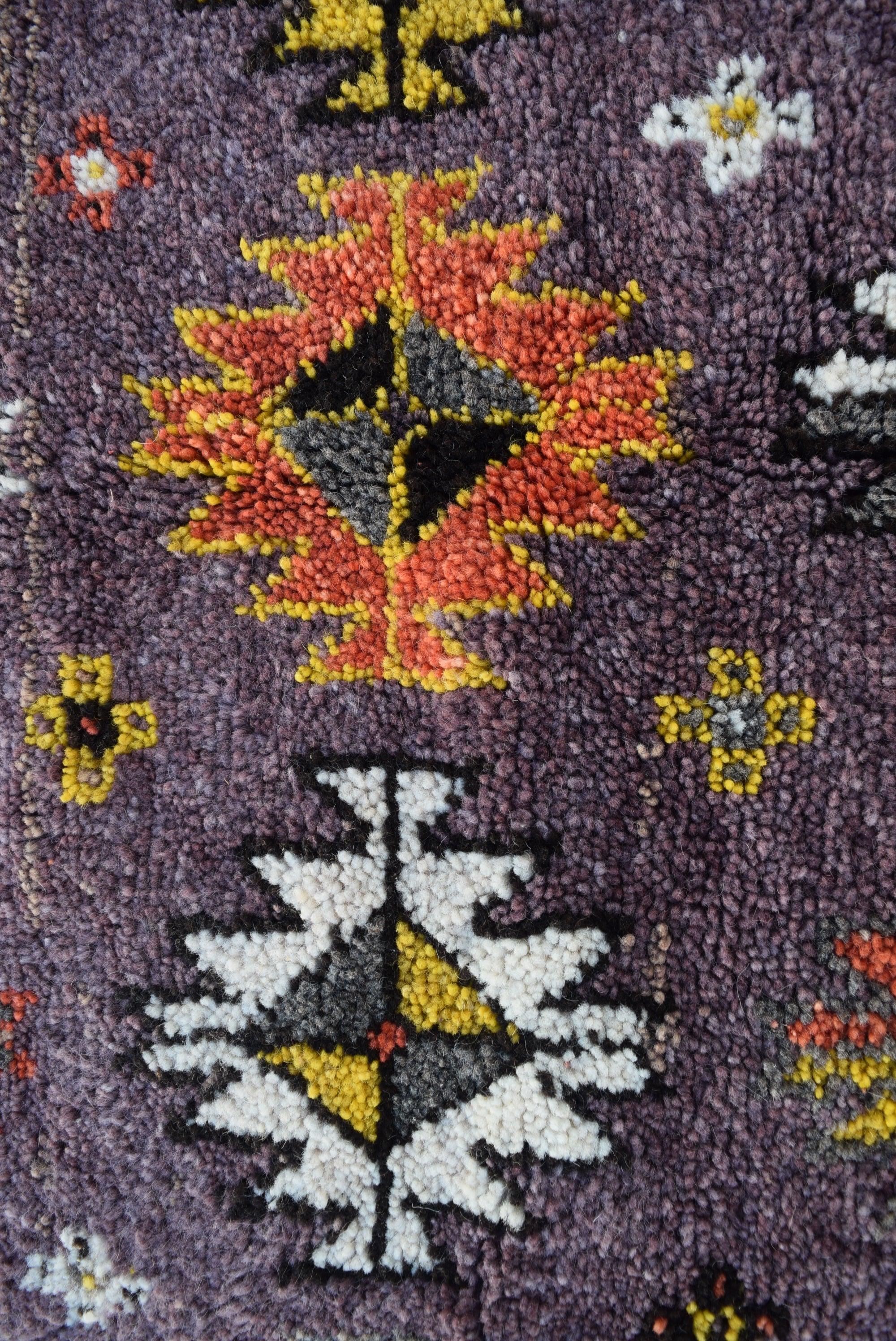 tapis berbere taznakht tapis noue a la main 100 laine du mouton de l atlas 180 300