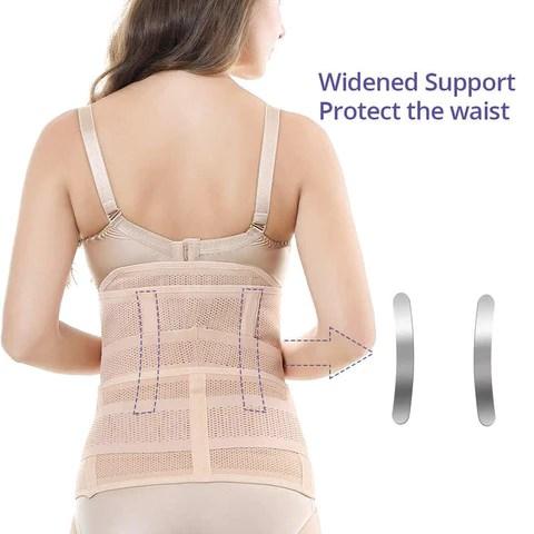 women shapewear, Belly slim waist cinchers breathable waist trainer corset – DAILY DEAL ME