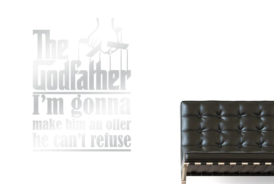 The Godfather Im Gonna Make Him An Offer He Cant