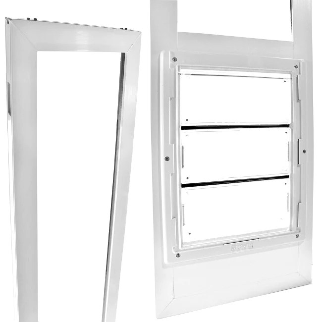 ideal vip 150 patio panel dog door