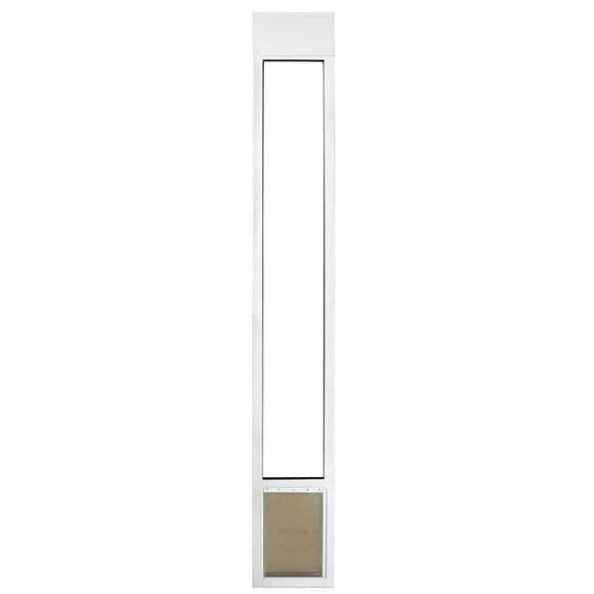 petsafe freedom dog door for sliding glass door