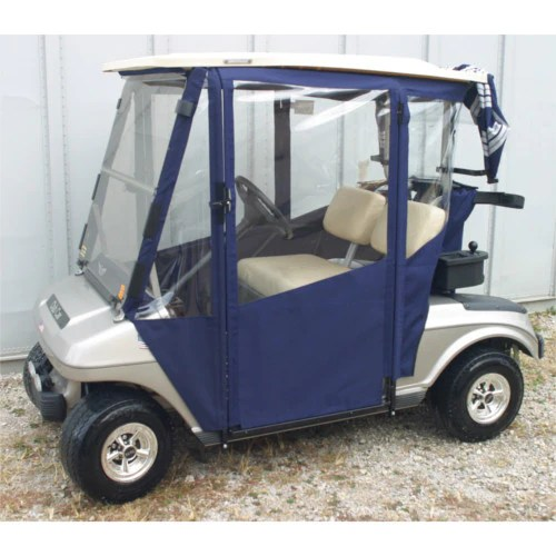 Club Car Enclosures Hinged Doors
