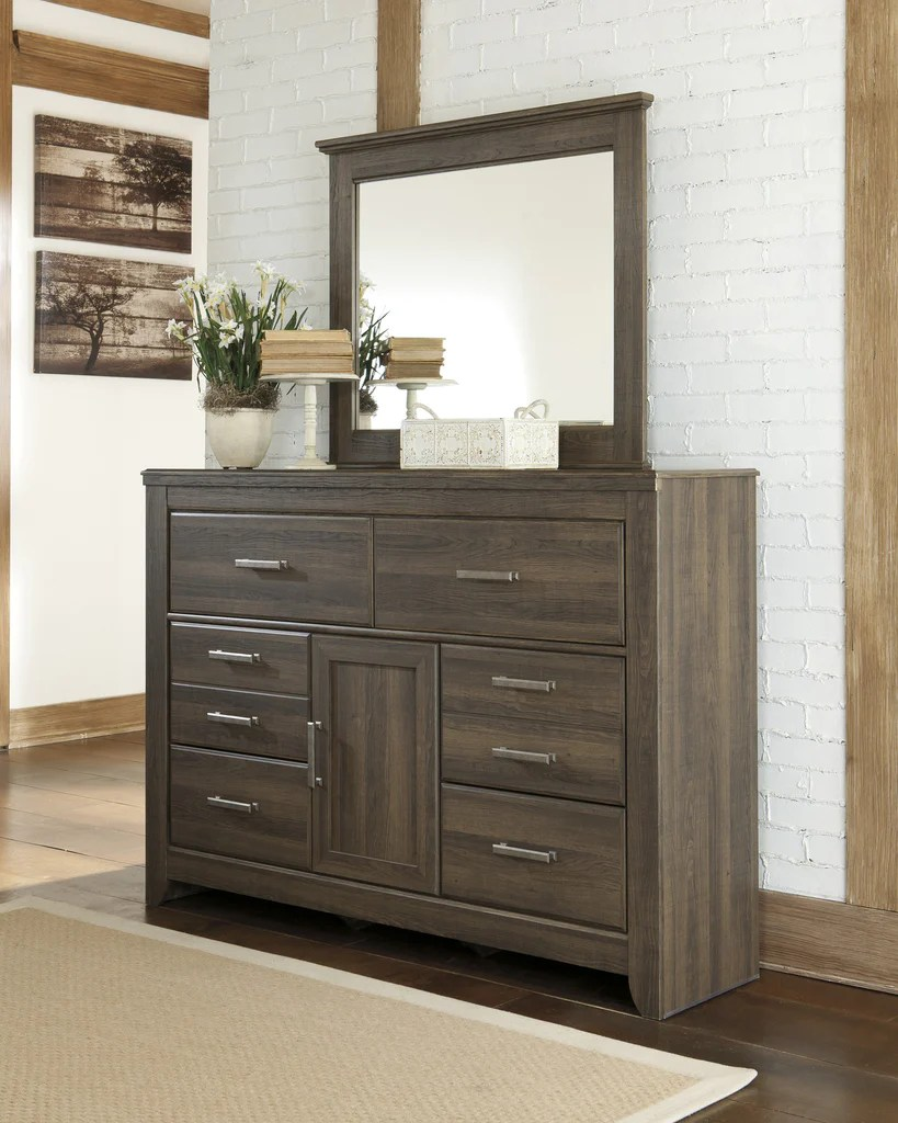 tiffany | dresser & mirror – adams furniture