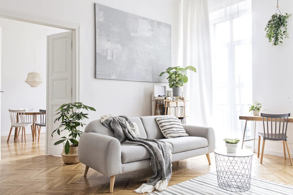 How To Create A Scandi Style Living Room Taylors On The High Street