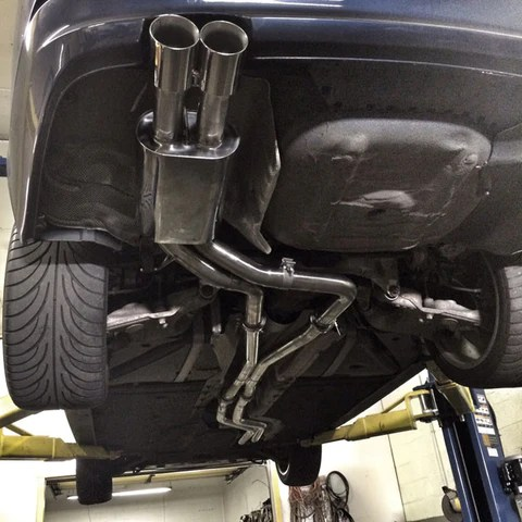 bmw rpi exhaust 5 series e60 535i gt full system
