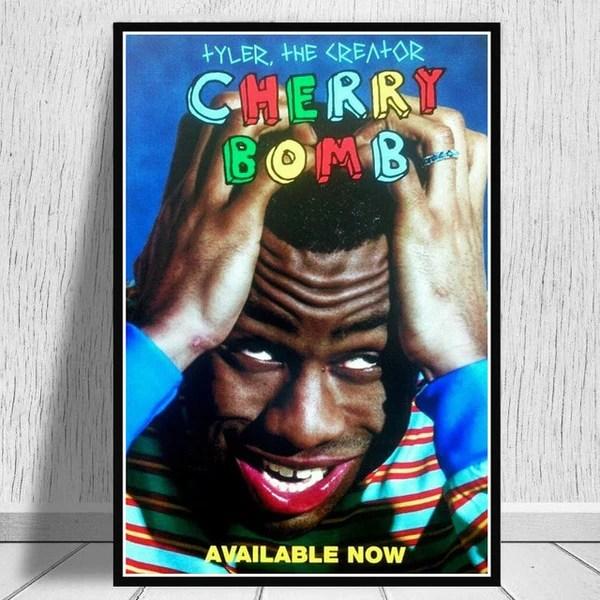 tyler the creator vote igor rap prints
