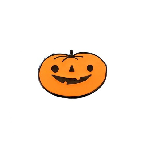 Pumpking Enamel Pin