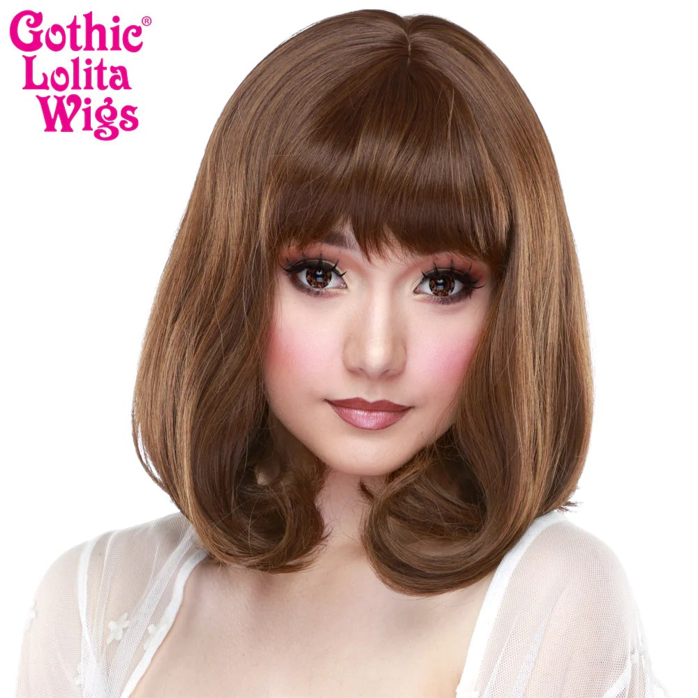 Gothic Lolita Wigs Daily Doll Collection Golden