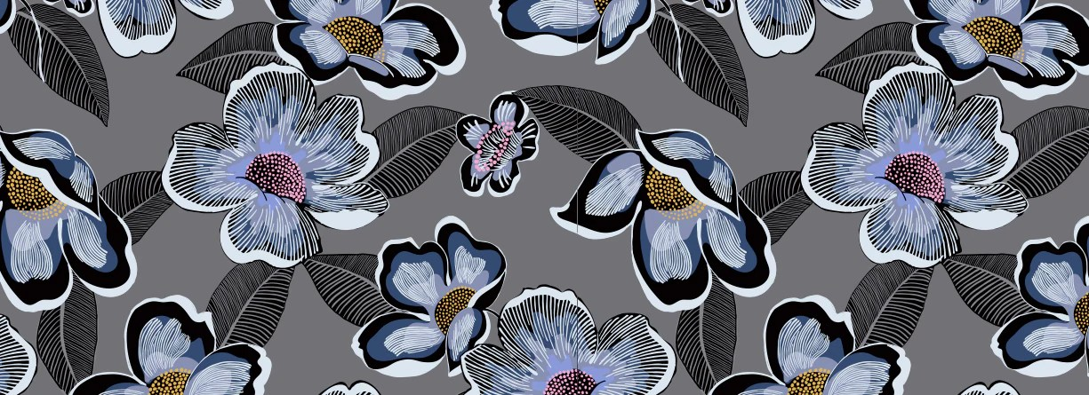blooms shower vera bradley