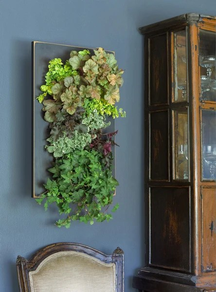 Country Framed Vertical Garden Kits Urban Zeal Planters