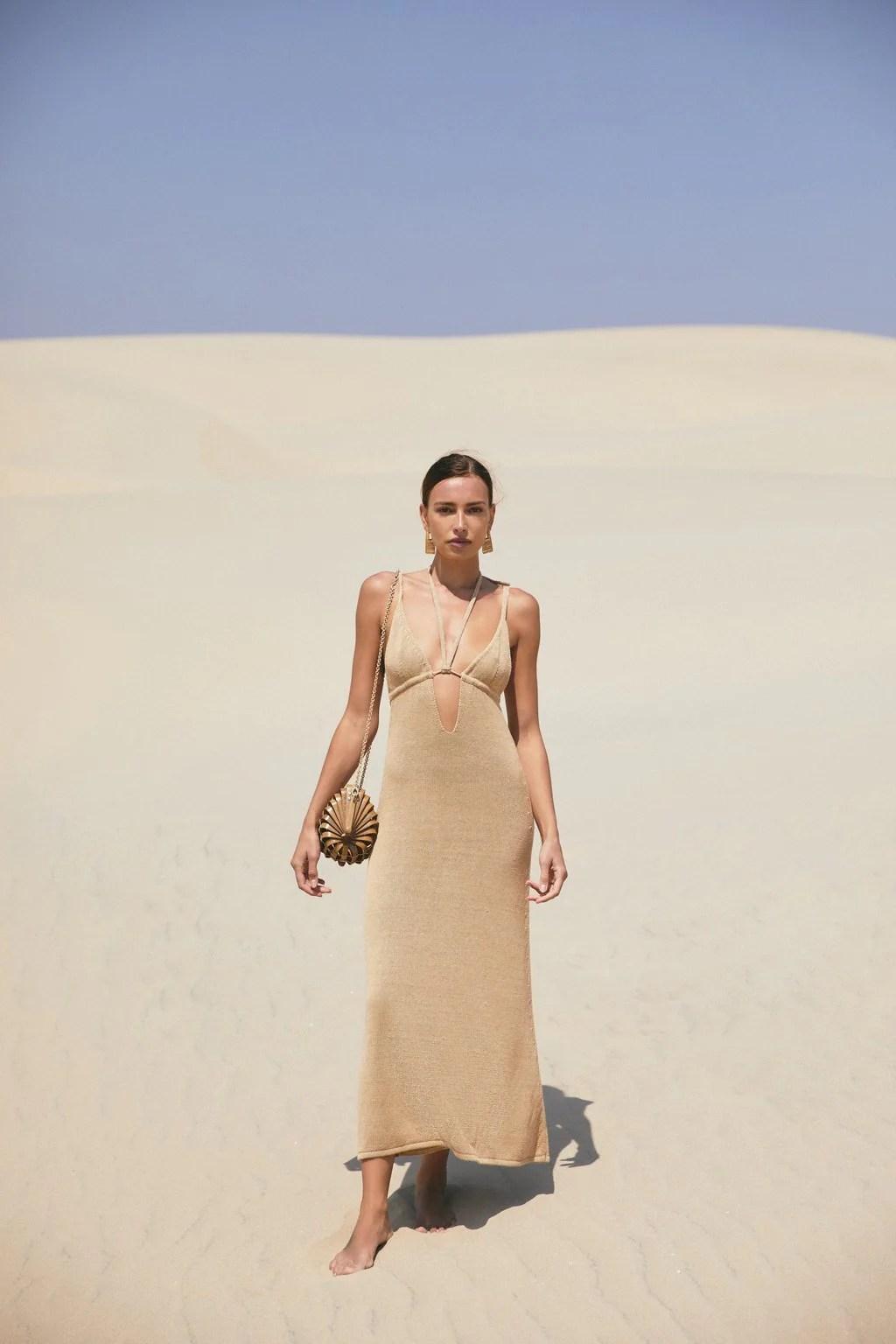 Cult Gaia Cutout Dress