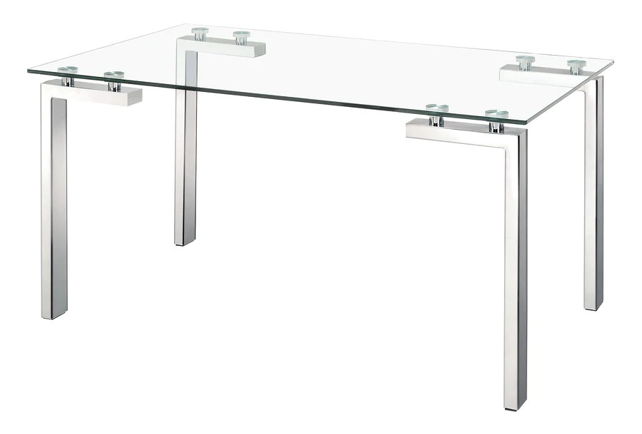glass desks buy modern glass office desks at officedesk com