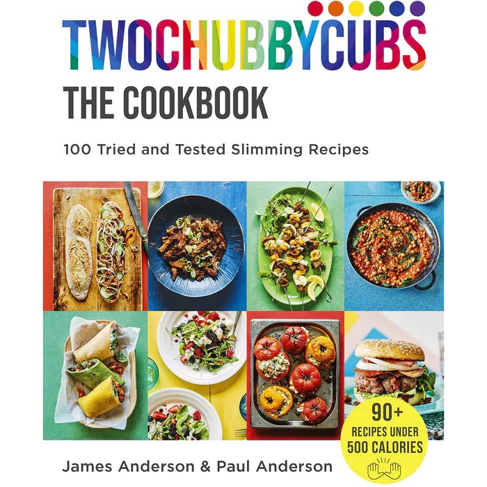 Twochubbycubs The Cookbook: 100 Tried and Tested Slimming Recipes - The Book Bundle