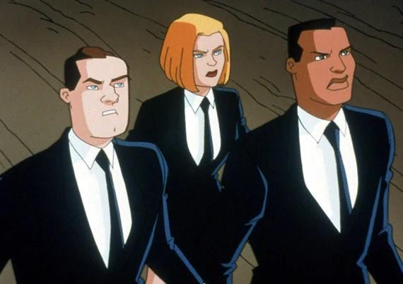 MIB Homens de Preto - A Série Animada (1997)