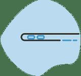 straight tip catheter