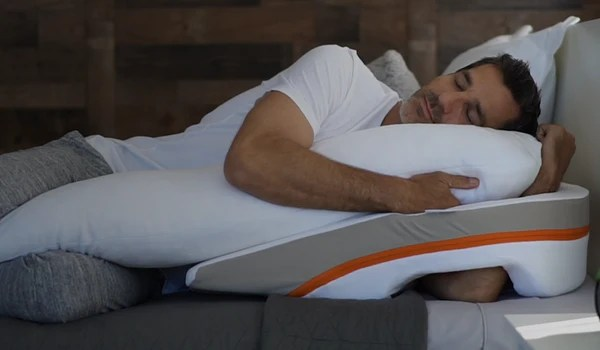 pillow support for acid reflux