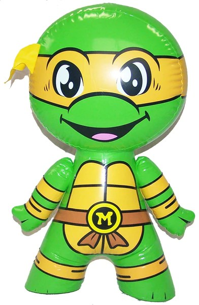 NEW NINJA TURTLES CHARACTERS INFLATABLES Sold By The