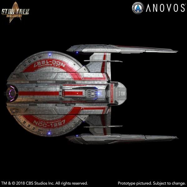 STAR TREK DISCOVERY NCC1227 USS Shenzhou Walker