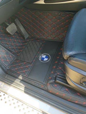 tapis de voiture sur mesure premium avant