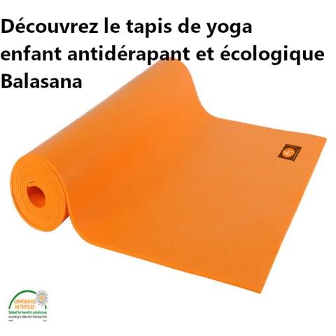 le yoga pour enfant yogitarienne
