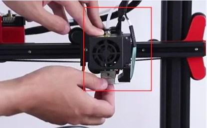 leveling sensor is a filmy strip