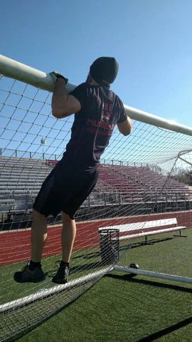 How to get stronger for OCR - Pull ups