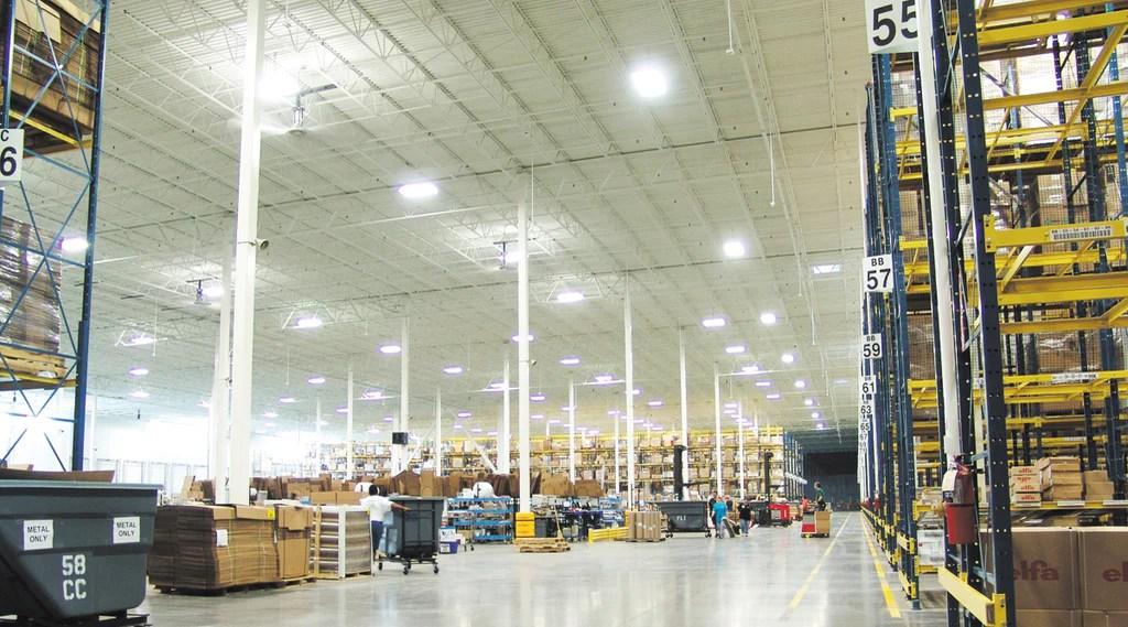 Led Area Lighting Fixtures