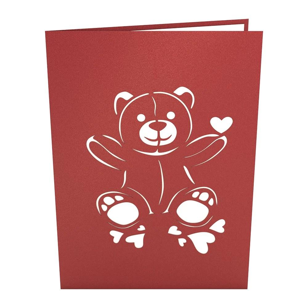 Love Bear Lovepop