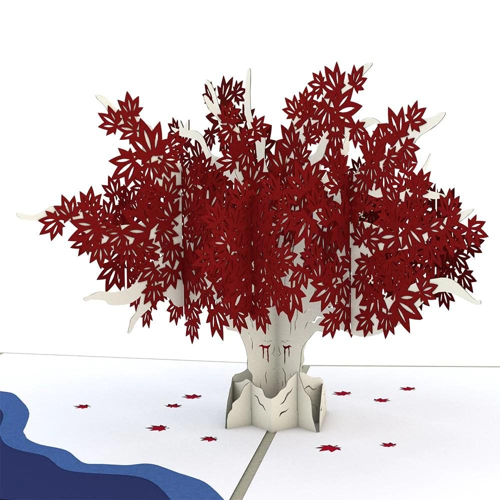 Weirwood Tree Pop Up Card Lovepop