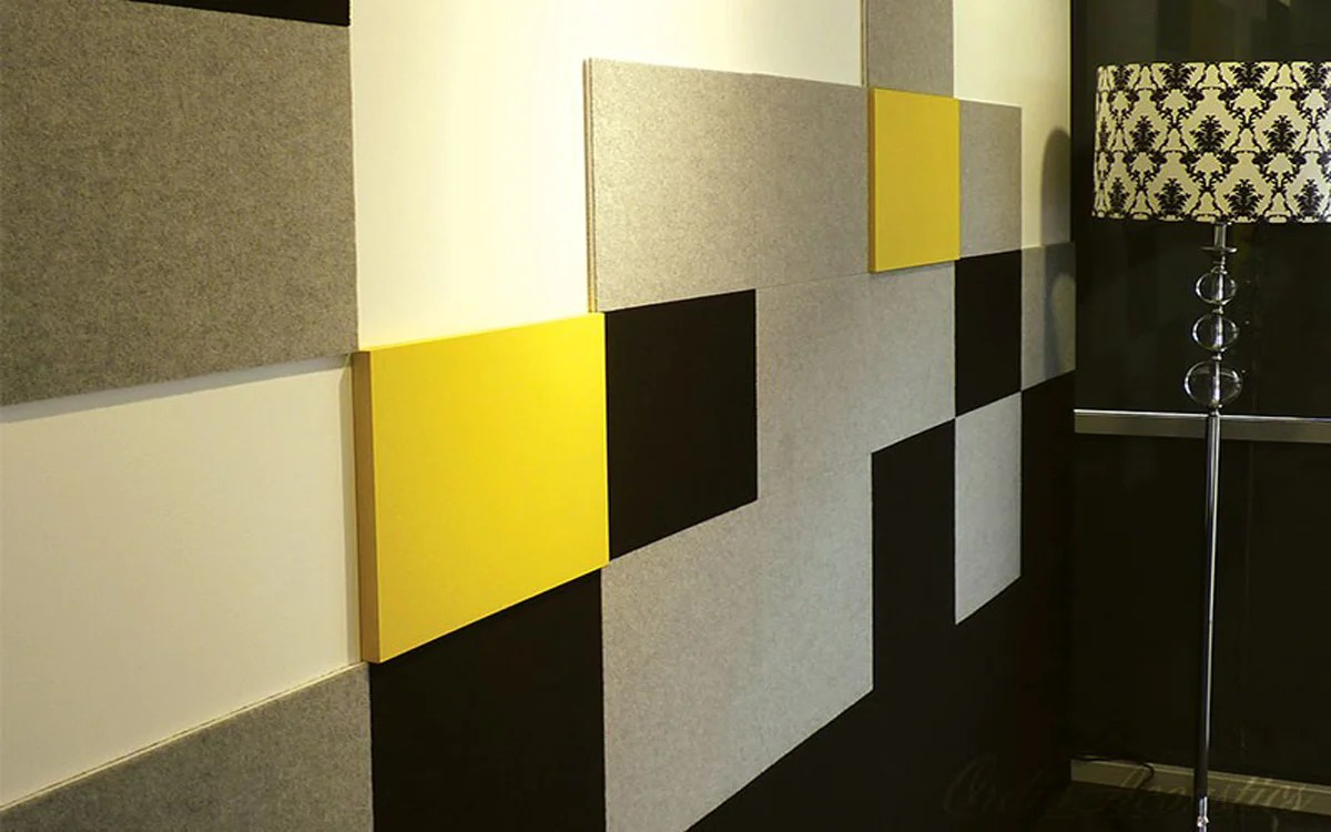quietspace peel n stick tiles pack of 6 tiles