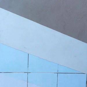 Comment Appliquer Du Beton Cire Sur Du Carrelage Mural Matieres Et Beton