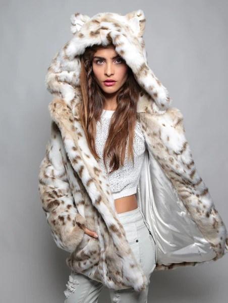 Female Jacket Life White Black And