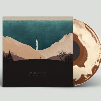 Drittpressung von We Lost The Sea - Departure Songs auf farbigem Vinyl