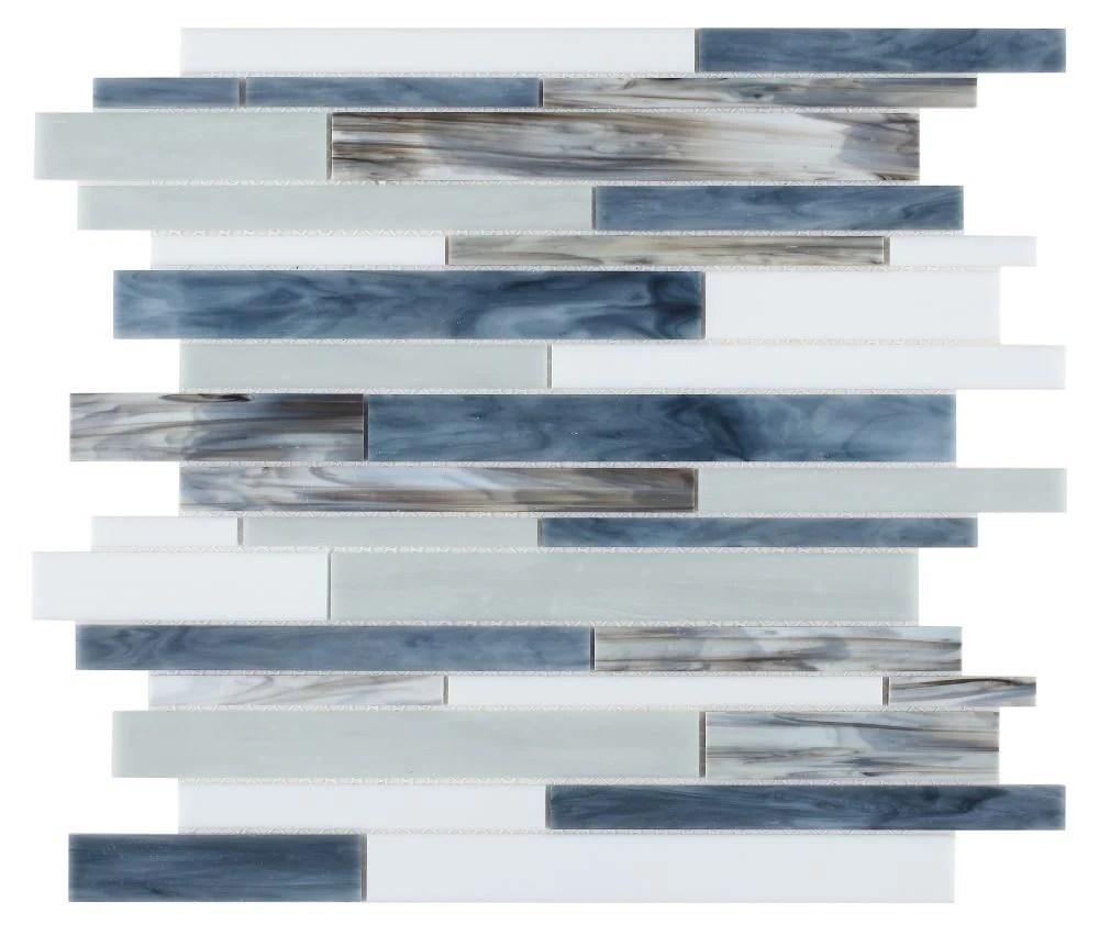 elysium tiles newport beach stack 11 75 x 12 mosaic tile