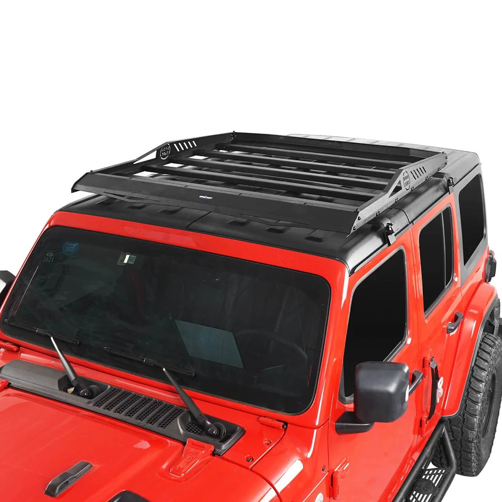 jeep jl hard top roof rack cargo