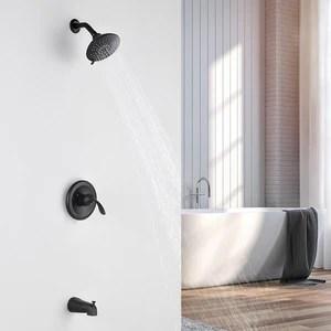 shower faucet set bathroom faucet