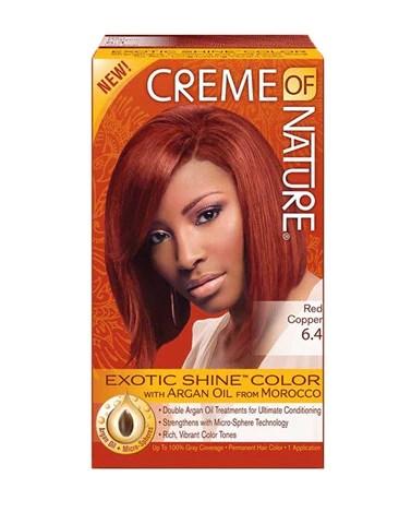Creme Of Nature Hair Dye Bronze Copper 64 Diamond Hair