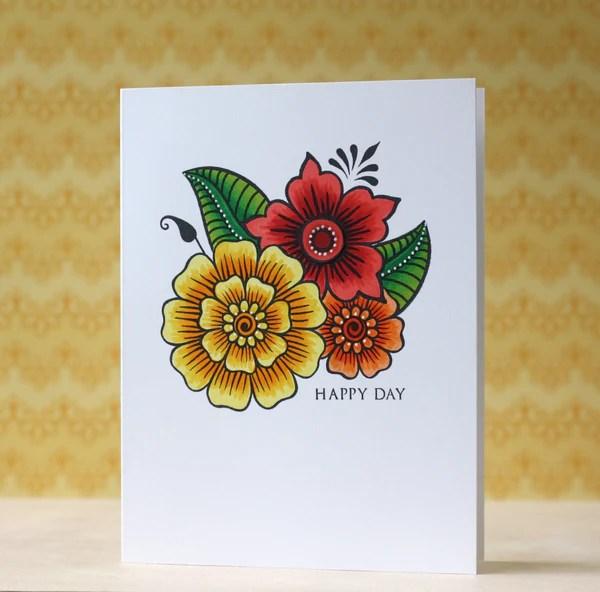 Hennah elements card 1