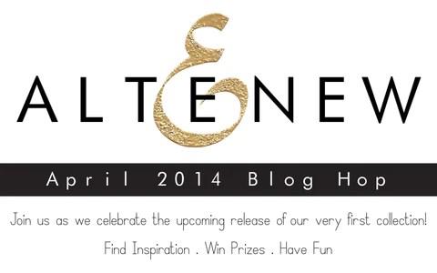Altenew Blog Hop