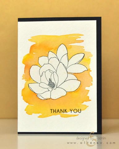 Magnolia card 3