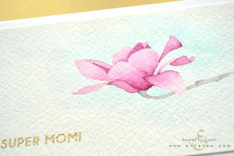 Magnolia card 6