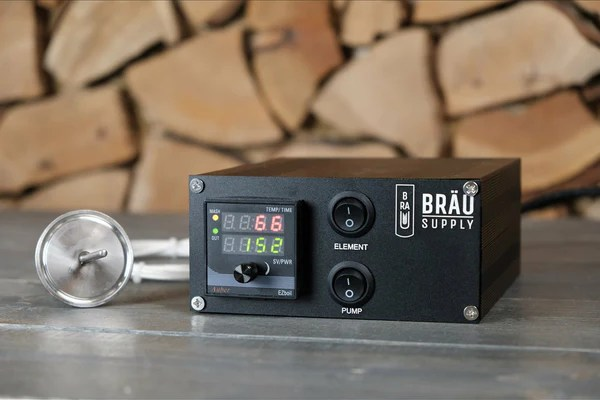 ezboil  electric brewery controller