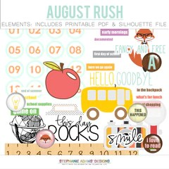 August Rush Digital Kit