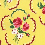 Emma S Yellow And Pink Floral Baby Bedding Set Jack And Jill Boutique