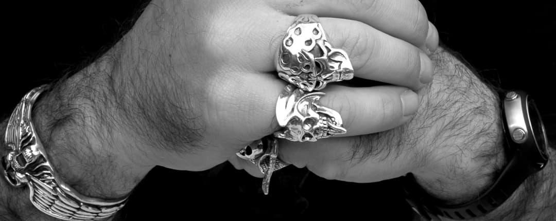 Skull Jewelry Become Trendy