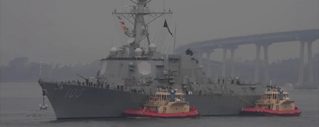 USS KIDD Pirate Flag